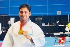 fatehabad s rahul s selection in the indian team for commonwealth games