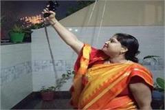 mathura harsh firing on power hungry bjp councilor deepawali