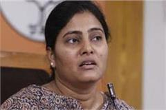 anupriya patel s condition suddenly deteriorated during
