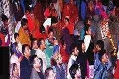 rainfall of 50 thousand walnuts in baijnath temple