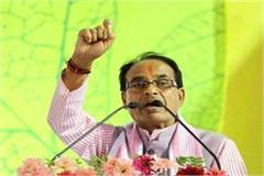 the congress is the radish of which farm  shivraj