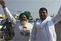 parkash singh reached ajay chautala s barefoot jind meeting