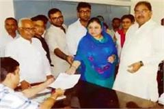 abhay s wife kanta chautala will hold women s rights conference