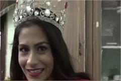 jasmeet kaur wins miss global 2018 national costume award