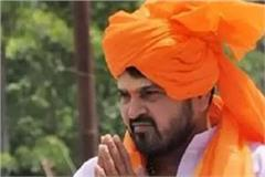 bjp mp s big statement said sc ignoring the feelings of 100 crore hindus