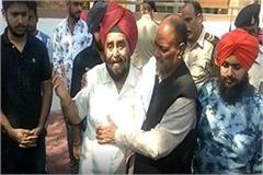 bjp s increased difficulties angry leader tried to self deny