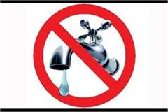 due to lack of budget the water institute warns