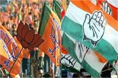 mp bjp congress workers clash with each other 1 wounded