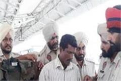 suspected arrested with army uniform from bathinda railway station