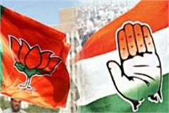 mp election congress afraid of letter of promise