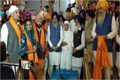 cm captain announcement on the light festival of sri guru nanak dev ji