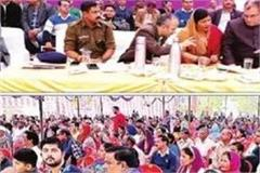 indora in janamanch in arrived 304 complaints
