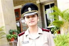himachal s daughter enhanced the value achieved this goal in the army