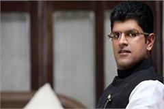dushyant chautala s secret meeting of former minister in jind