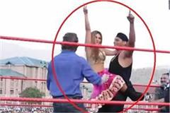 when rakhi sawant did dance with shanky