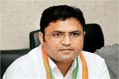ashok tanwar gives statement on revolt in chautala family
