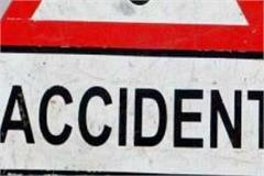 painful incident car fall into ditch death of one