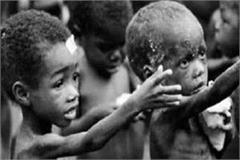 victim of child malnutrition in amethi