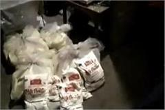 health department recovers 350 kg adulterated recovered from adulterants