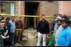 meerut tempo driver hanged himself after killing wife and daughter