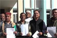 cm jairam of the kisan sangharsh samiti against dream project