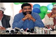 anil vij pregnant delhi based delivery by stomach jaihind