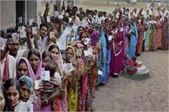 polling will be held tomorrow at mohadi anuppur