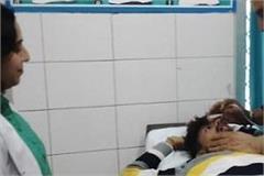 pawata sahib in young boy has swallow poison