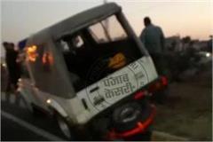 navjot singh sidhu pilot car road accident