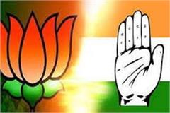 mp election congress will adopt this formula of bjp in the last phase