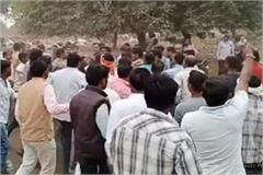 bhind clashes in two factions situation worsens tense