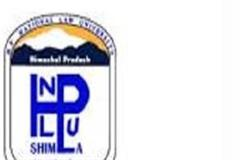 read who will become vice chancellor of himachal pradesh national law university