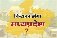 mp election the remaining 9 days and who will be madhya pradesh