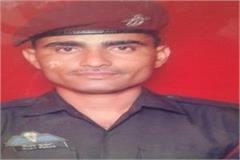 bhiwani s vijay kumar hai martyr in encounter with militants
