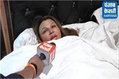 rakhi sawant wants to take revenge after beaten by foreign wrestler
