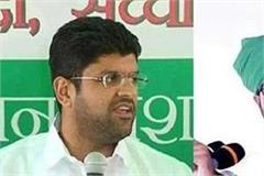 dushyant s team releases list of spokespersons tv debate
