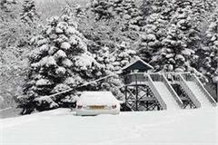 more than one and a half feet snow in rohtang pass