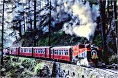 kalka shimla heritage track complete the 115 years journey