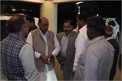 bsp leaders secret meeting between inld