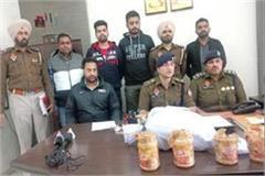 heroin cocaine foreign boy arrested