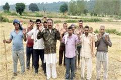 farmer against modi government