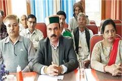 factionalism in bjp step deed behavior from hamirpur