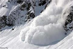 risk of avalanche in himachal alert in these 5 districts