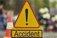 pickup fall into satluj river owner missing one injured