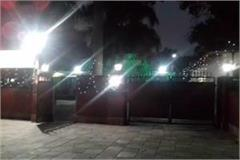 after 5 years chautala house decorated