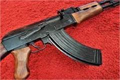 ak 47 smuggling case nia raids on army depot in jabalpur