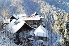 tourists arrive in dehari of snowfall parasar and janjahalli