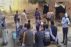 bulandshahr violence villagers fear of police action some leave home