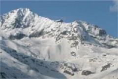 6 check post shifts due to heavy snowfall from upper areas of chamba border