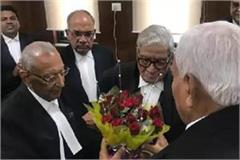 rajendra tiwari mp newly solicitor general appointed two